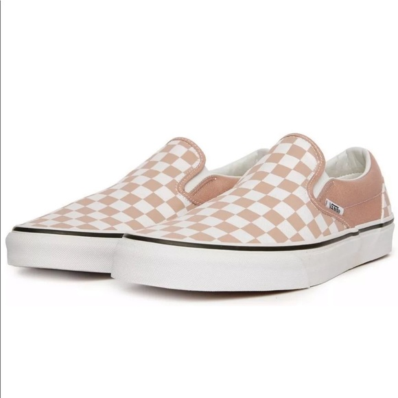 0118e50dacf Vans Women s Classic Slip-On Checkerboard